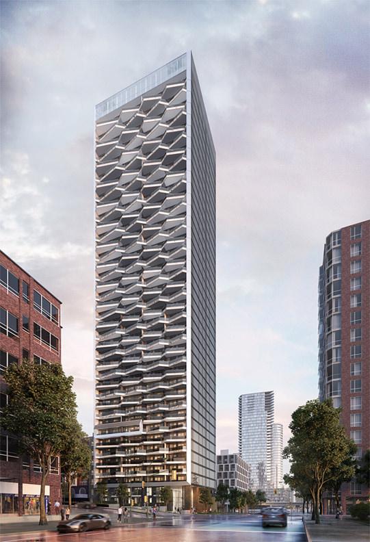 ACDF Architecture - Montréal | St-Hyacinthe - Réalisations